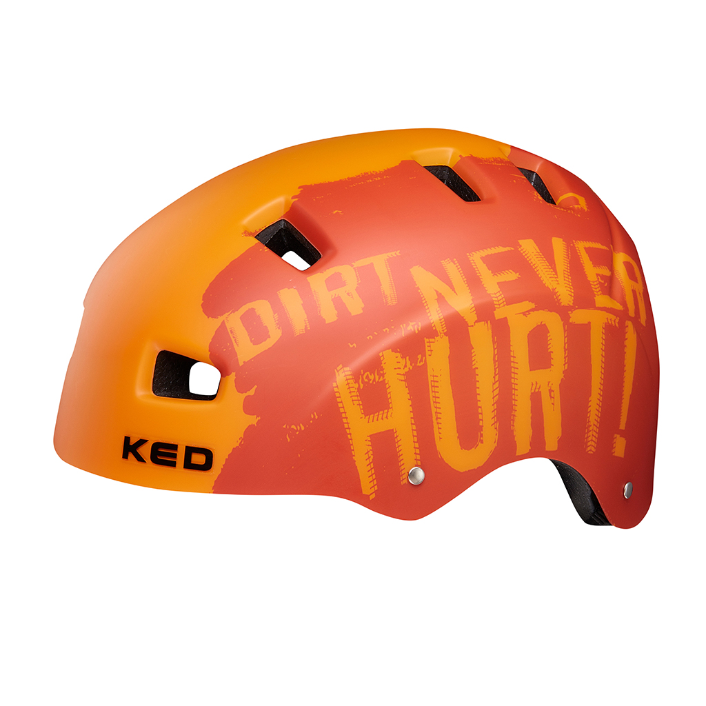 Шлем KED 5Forty Dirt Orange M